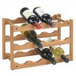 Repisa para vinos